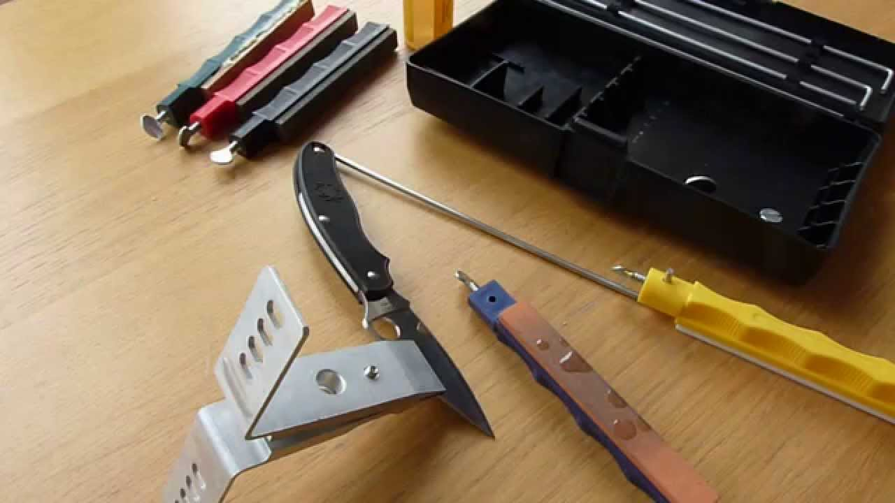 Lansky Knife Sharpener Review