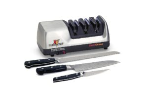 Chef's Choice Knife Sharpener Review