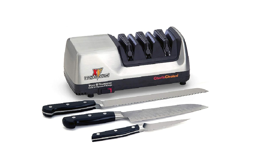 Chefs Choice Knife Sharpener Review