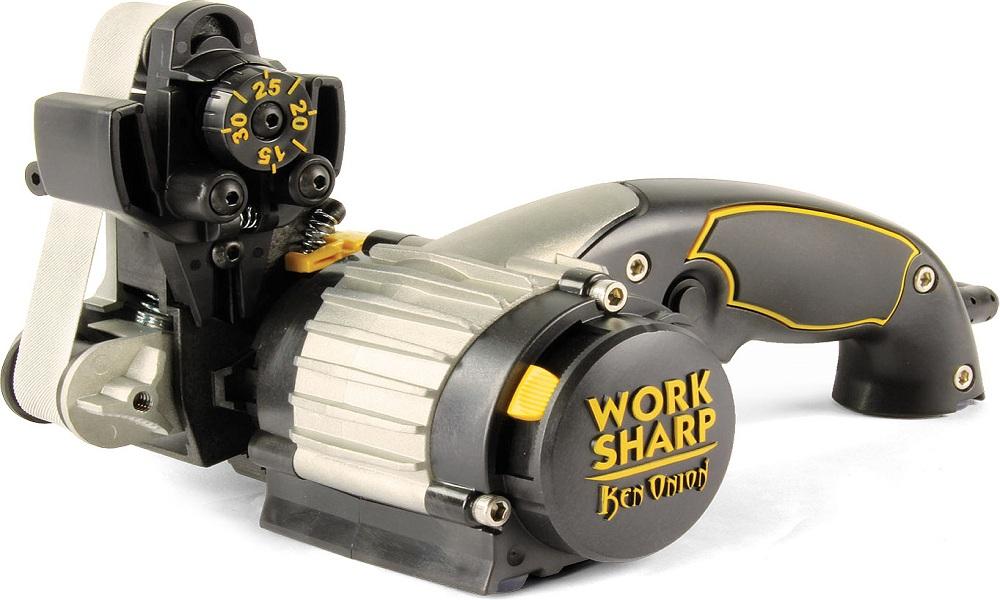 Work Sharp Knife Sharpener Review