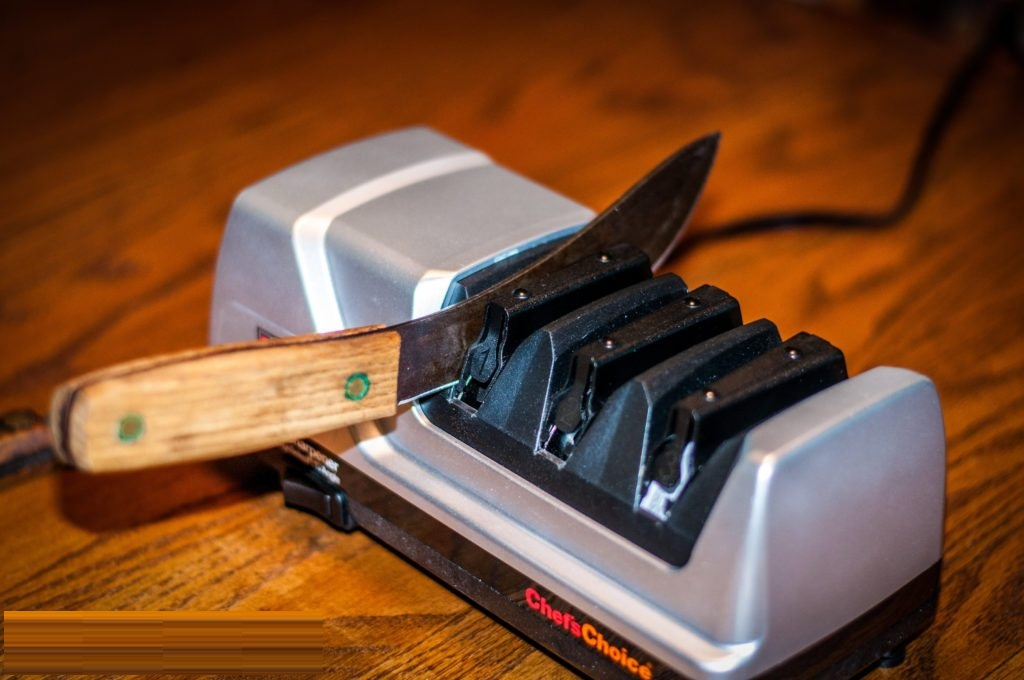 Chef's Choice best electric knife sharpener